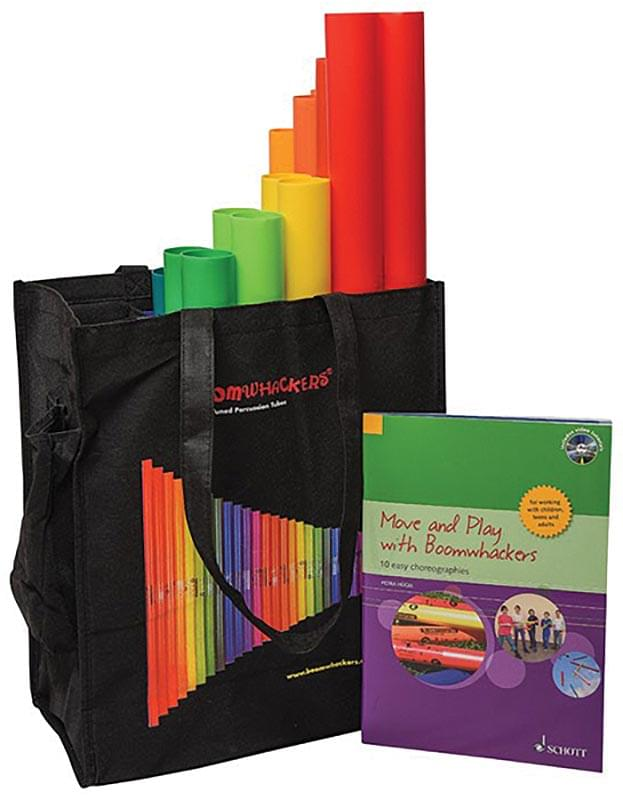 Move And Play With Boomwhackers®