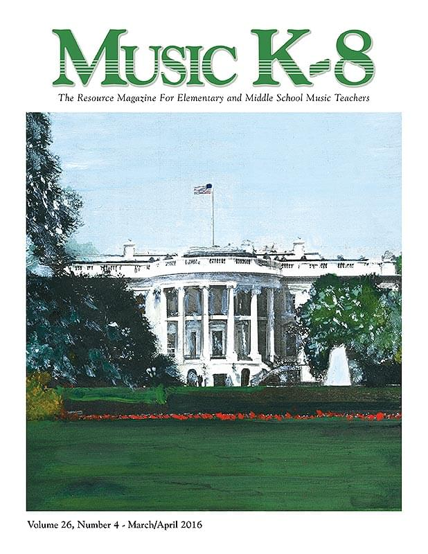 Music K-8, Vol. 26, No. 4