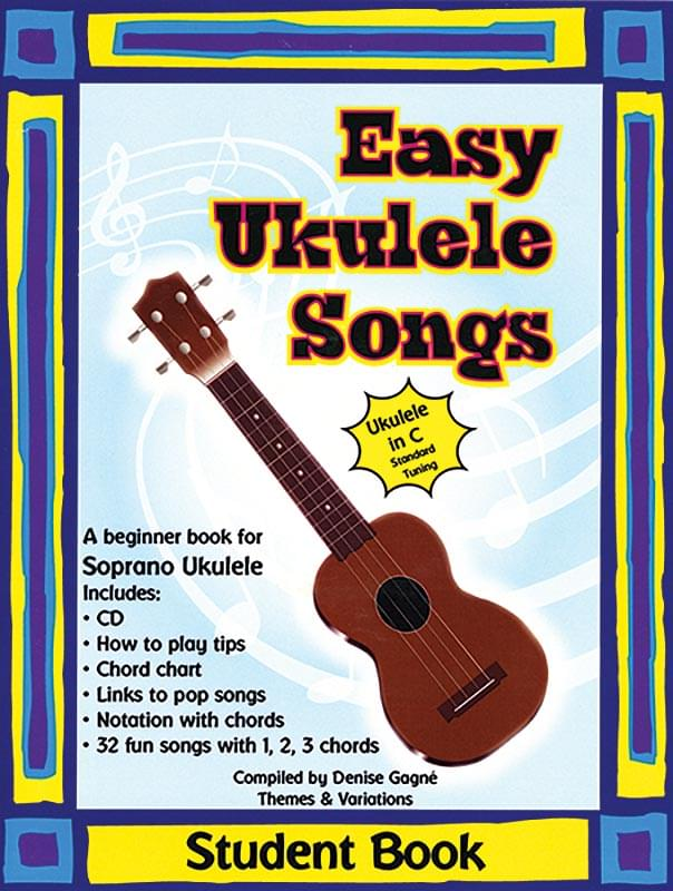 Product Detail: Easy Ukulele Songs