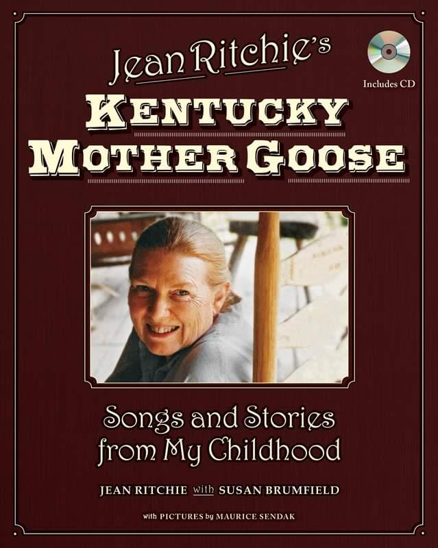 Jean Ritchie's Kentucky Mother Goose - Book/CD