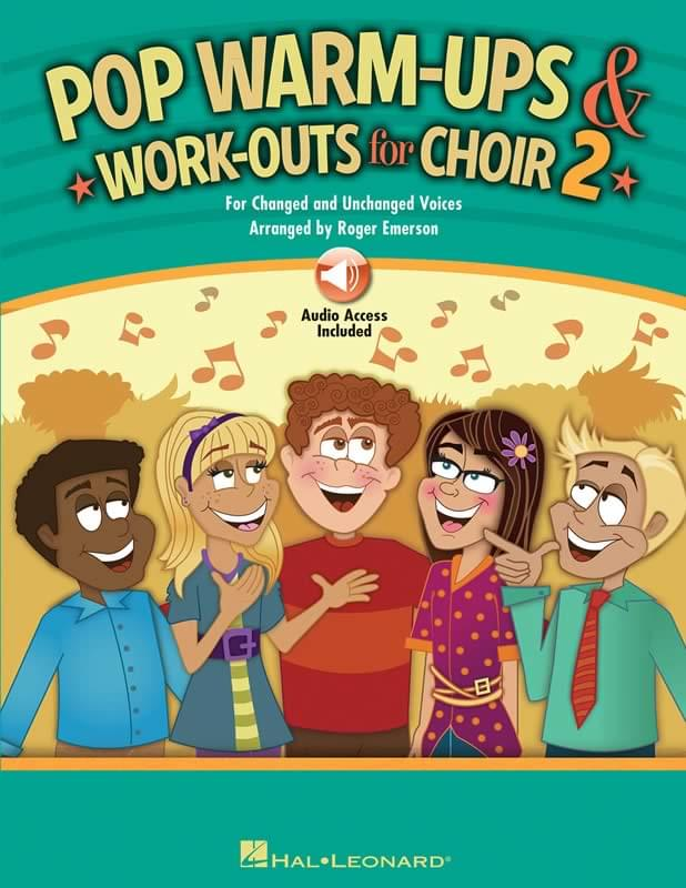 Pop Warm-Ups & Work-Outs For Choir 2