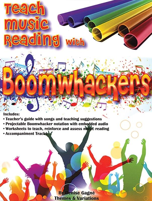 Teach Music Reading With Boomwhackers®