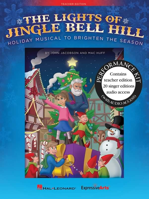 The Lights Of Jingle Bell Hill - Singer's Edition 10-Pak