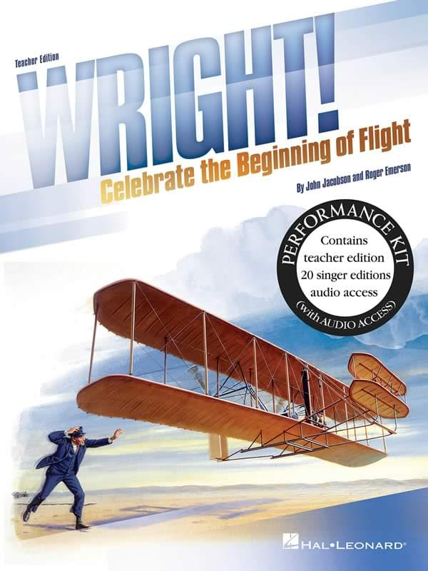 Wright! - Performance Kit (Tchr's Ed, 20 Singer's Eds, Digital Access)