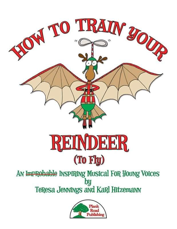 How To Train Your Reindeer (To Fly)
