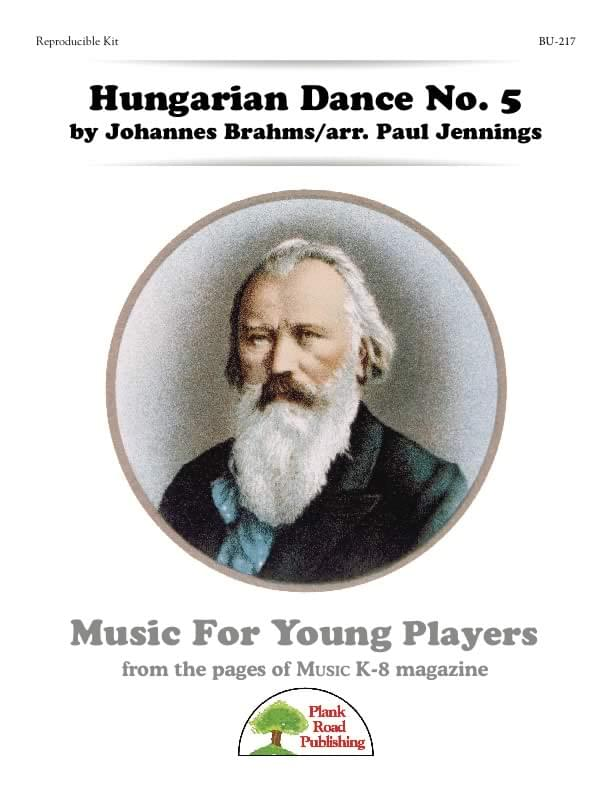 Hungarian Dance No. 5