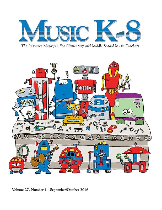 Music K-8, Vol. 27, No. 1