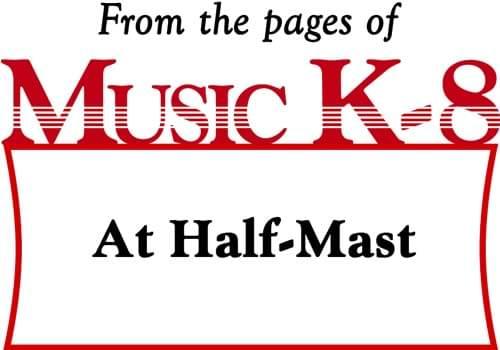 At Half-Mast