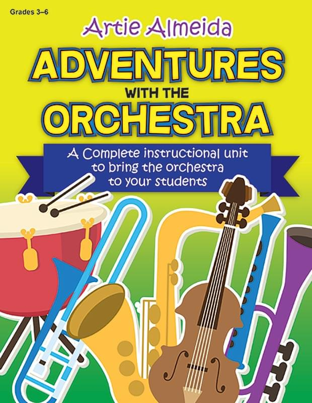 Adventures With The Orchestra - Book & Data CD