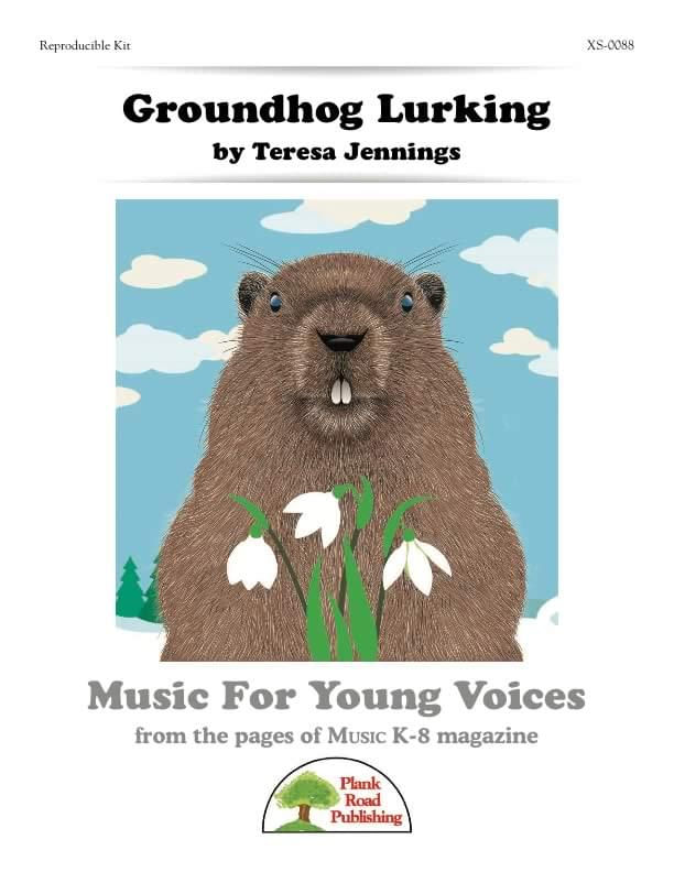Groundhog Lurking