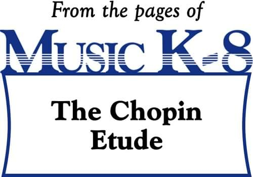 Chopin Etude, The