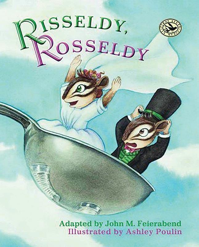 Risseldy, Rosseldy - Book