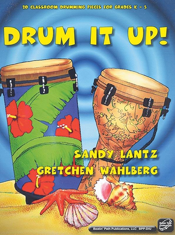 Drum It Up! - Book