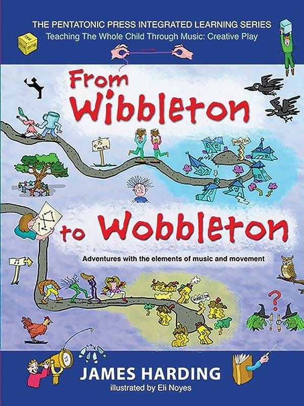 From Wibbleton To Wobbleton - Book