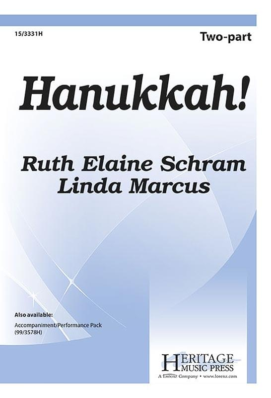 Hanukkah! - 2-Part Choral (pack of 5)