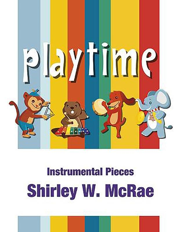 Playtime - Orff Book