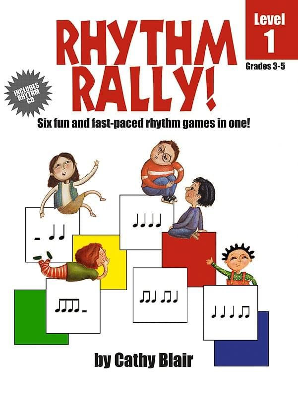Rhythm Rally! - Level 1 - Kit w/CD