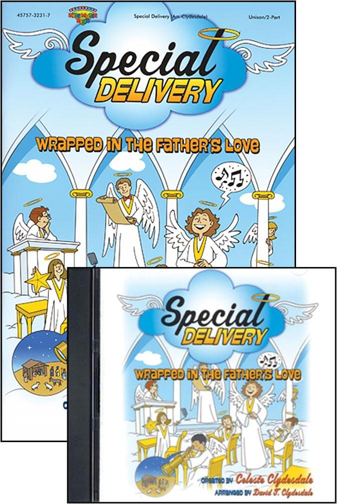 Special Delivery - Choral Book