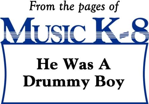 He Was A Drummy Boy