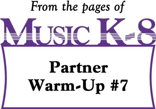 Partner Warm-Up #7