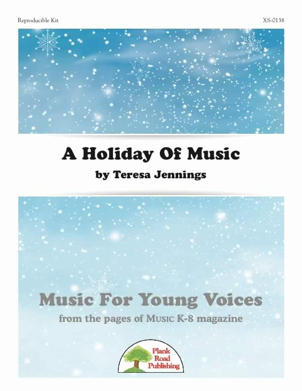 Holiday Of Music, A (single)