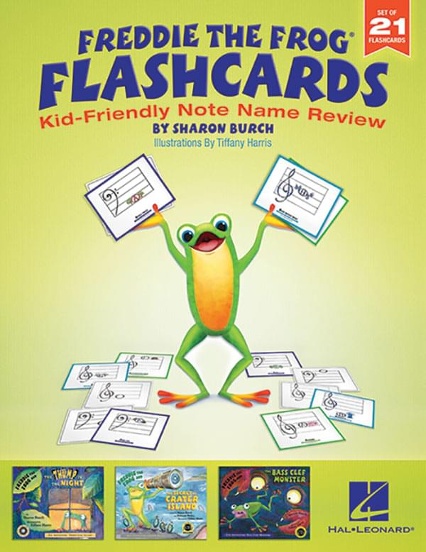Freddie The Frog® Flashcards Resource Pak