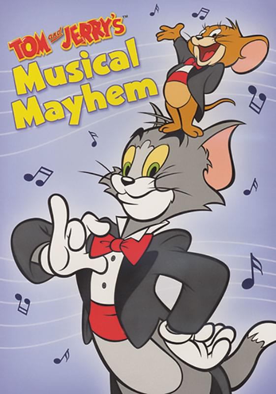 Tom And Jerry's™ Musical Mayhem