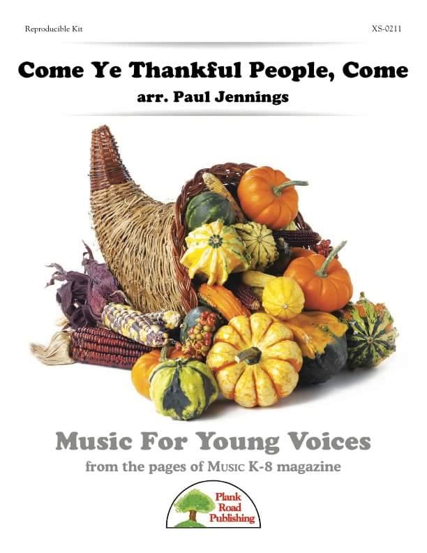 Come Ye Thankful People, Come