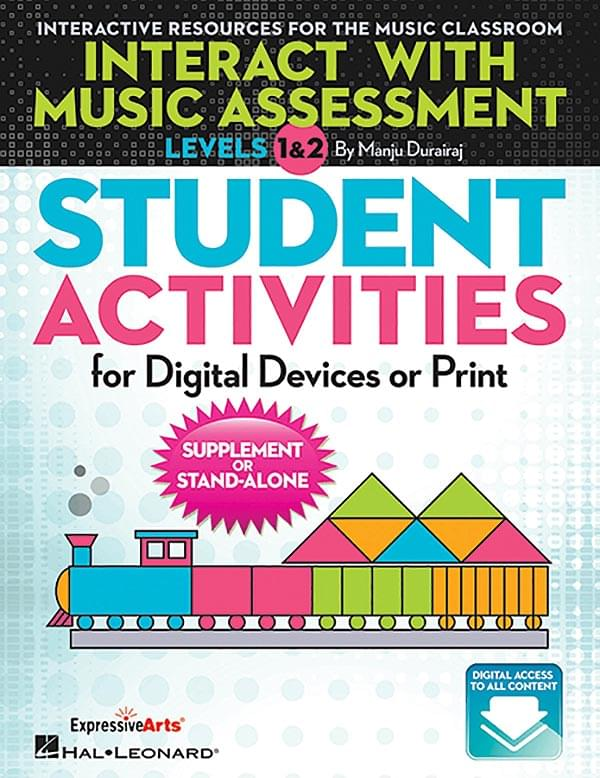 InterAct With Music Assessment - Student Activities for Levels 1 & 2