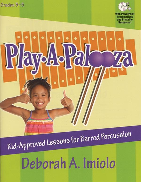 Play•A•Palooza - Book/Data CD-ROM