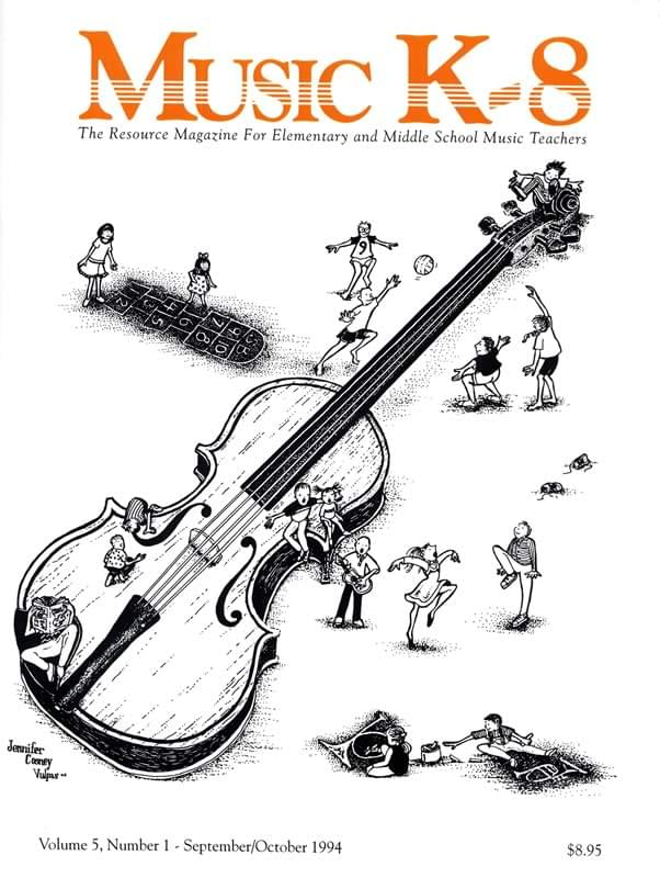 Music K-8, Vol. 5, No. 1