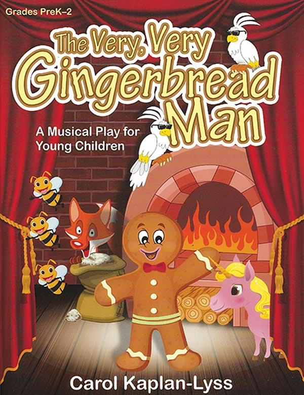 Very, Very Gingerbread Man, The