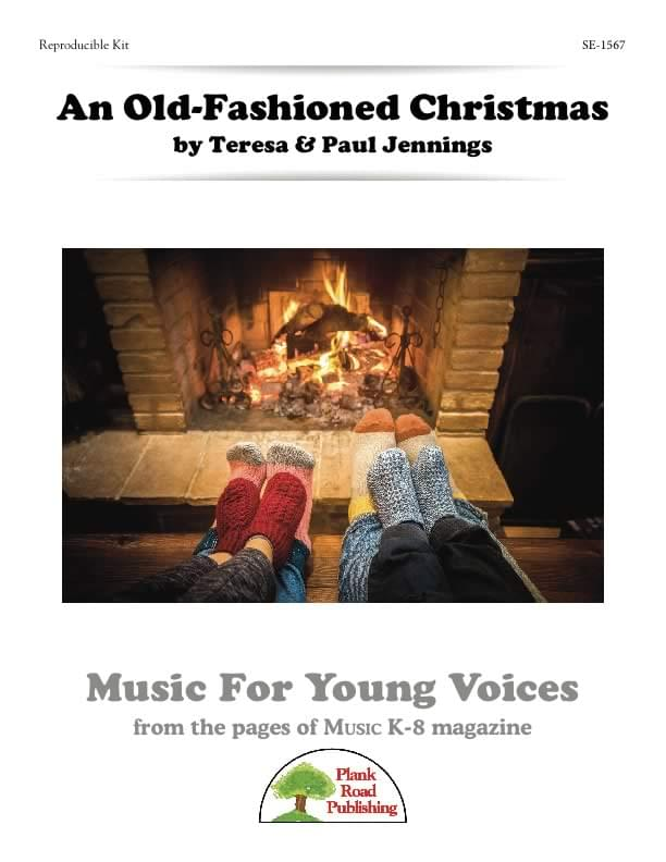 Old-Fashioned Christmas, An (single)