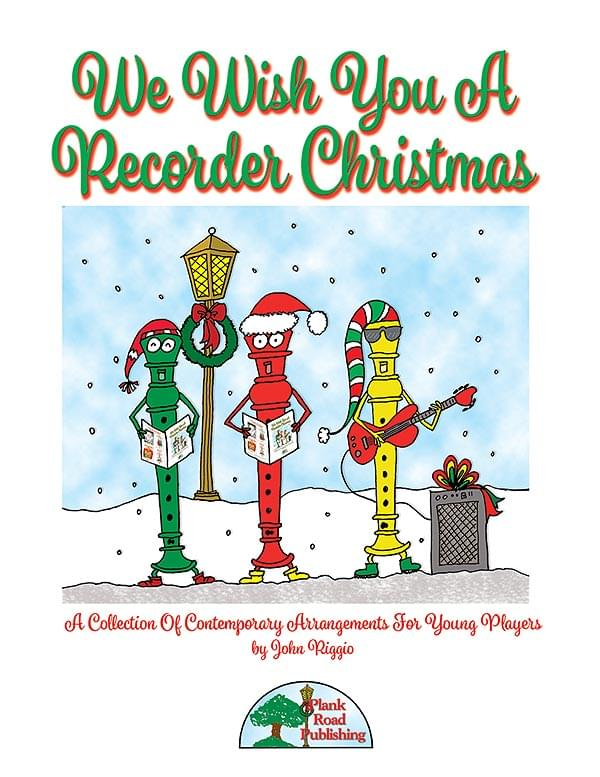 We Wish You A Recorder Christmas