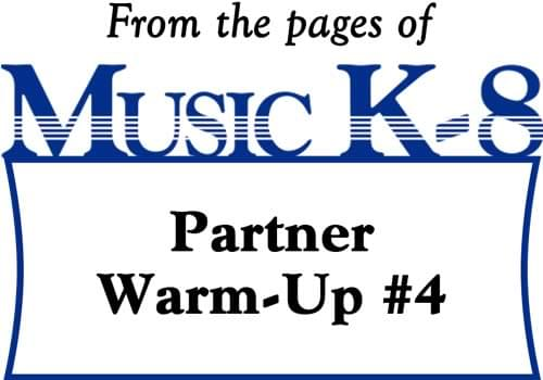 Partner Warm-Up #4