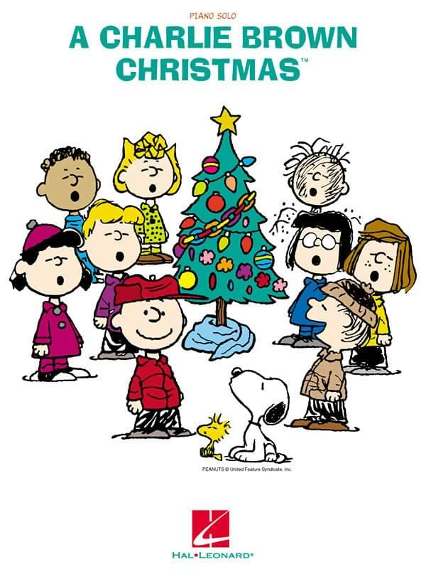 A Charlie Brown Christmas - Piano Solo Book