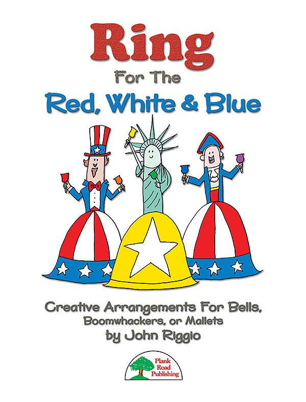 Ring For The Red, White & Blue