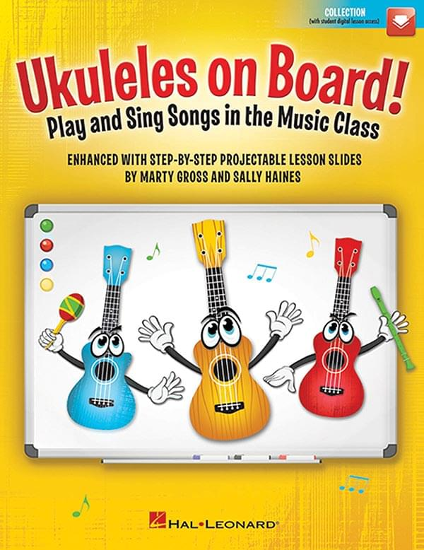 Ukuleles On Board!