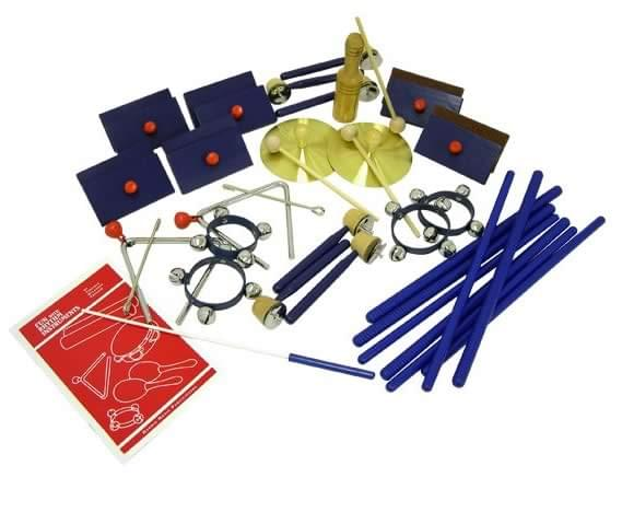 Economy Elementary Band Set of 25 Instruments
