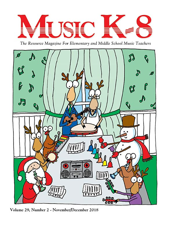 Music K-8, Vol. 29, No. 2