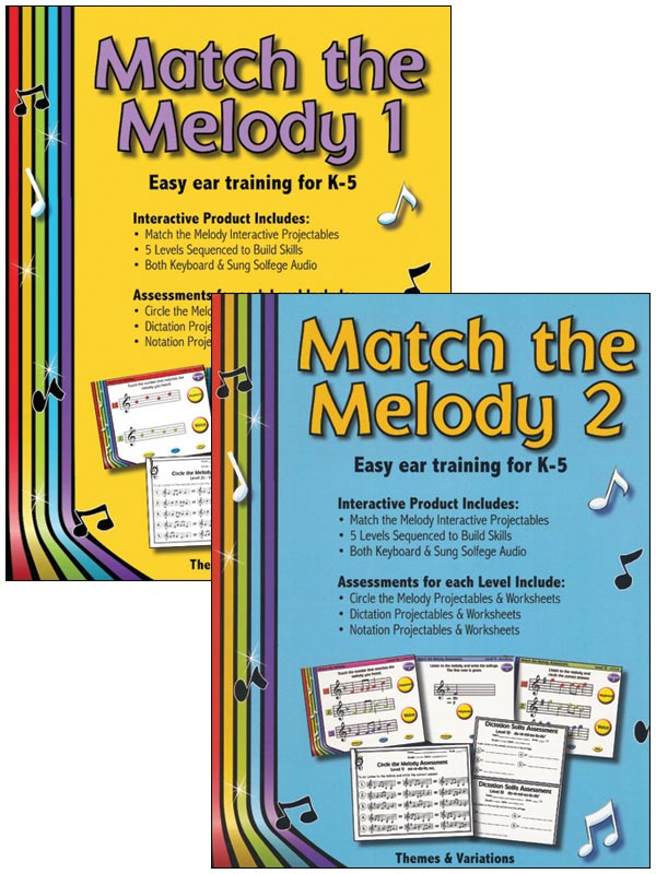 Match The Melody