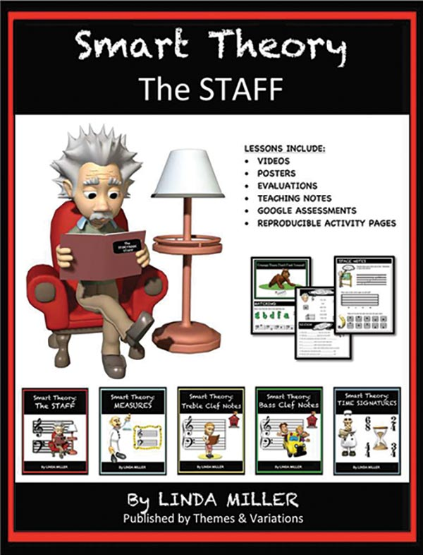 Smart Theory - The Staff