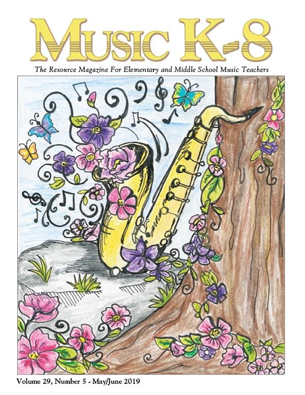 Music K-8, Vol. 29, No. 5