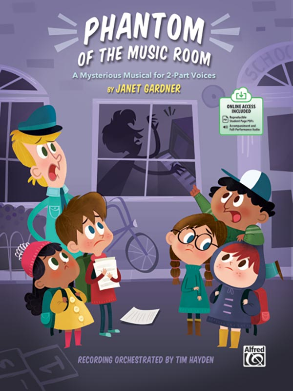 Phantom Of The Music Room (Revised Edition)