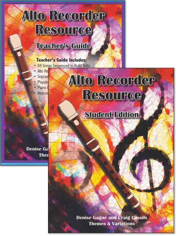 Alto Recorder Resource