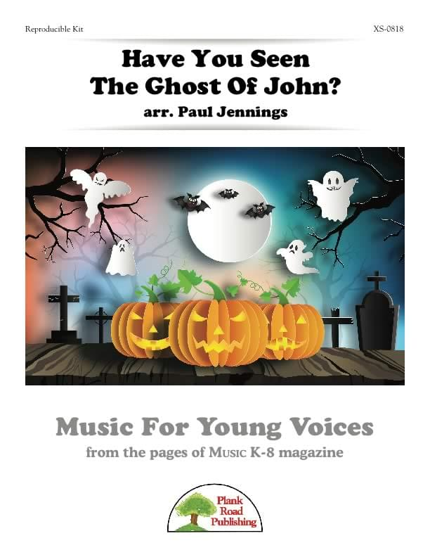 Have You Seen The Ghost Of John?