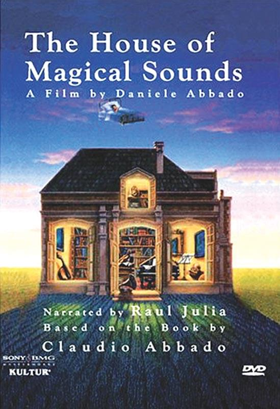 House Of Magical Sounds, The - DVD