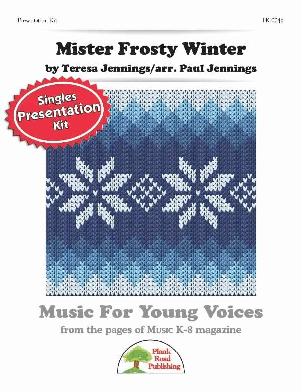 Mister Frosty Winter - Presentation Kit