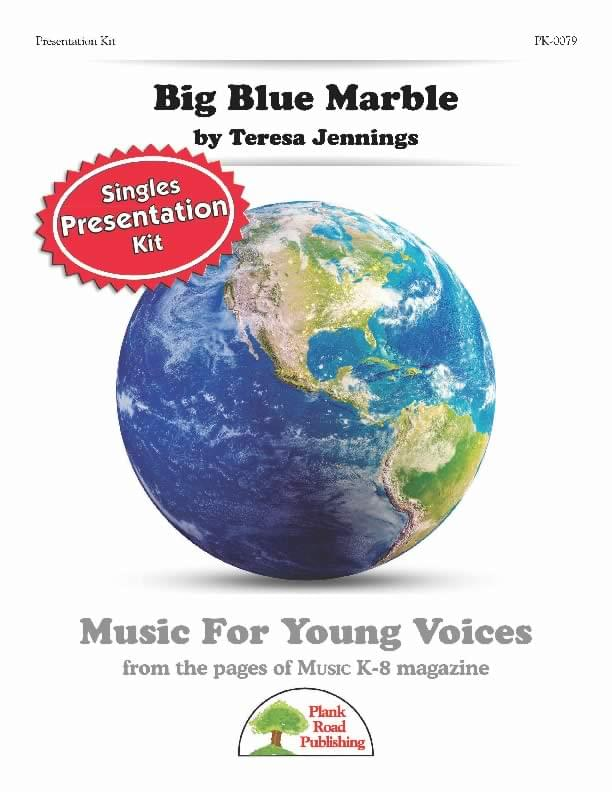 Big Blue Marble - Presentation Kit
