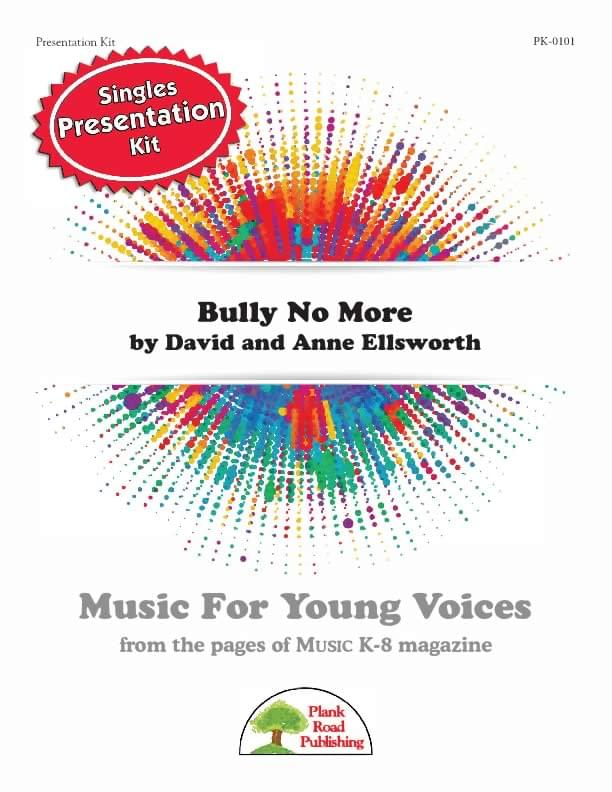 Bully No More - Presentation Kit